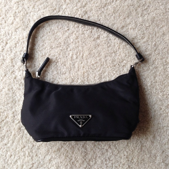 prada canvas messenger bag - Black Prada nylons on Poshmark