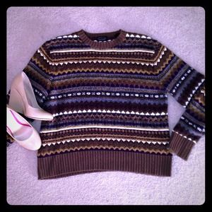 American Eagle Outfitters Sweaters - Fair Isle Sweater