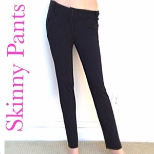 Denim - 🆑NEW  with tag Black Skinny Pant