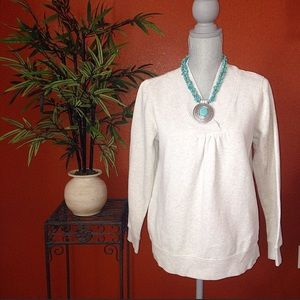 LAST CHANCE LOWEST PRICE Gray Sweater Med