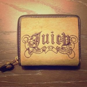 Juicy Couture Wallet (Reduced!)