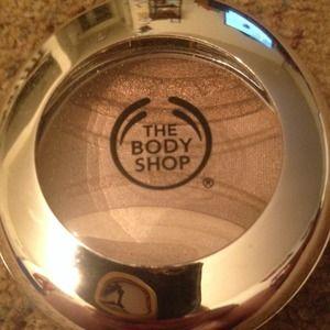 The Body Shop Eyeshadow Trio