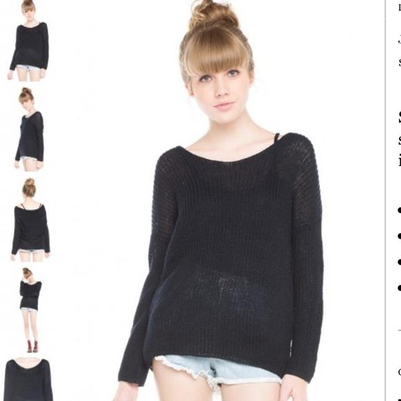 Brandy Melville Sweaters , Brandy melville Juliet sweater