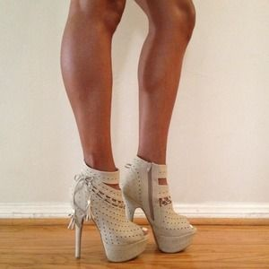 Shoes - Booties 1