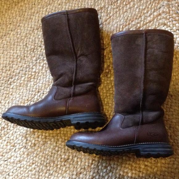 ugg brooks boots