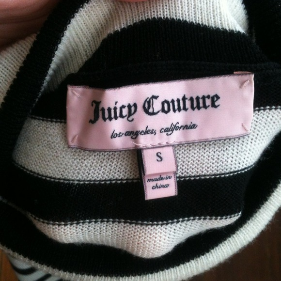 Juicy Couture Sweaters - Comfy and cute Juicy couture sweater
