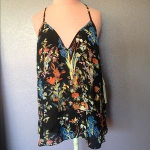 Rory Beca Flower Top