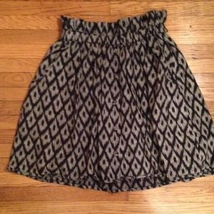 Staring at Stars patterned skirt. Size XS. REDUCED