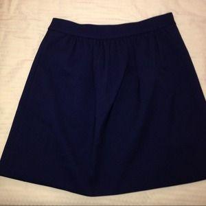 66% off J. Crew Dresses & Skirts - ✨HP✨J. Crew A-line Skirt NWT ...