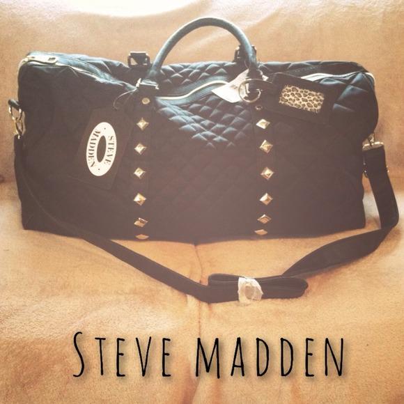 Steve Madden Steve Madden Weekender Duffle Bag From Cat