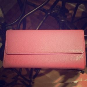 kate spade Clutches & Wallets - Authentic Kate Spade wallet- Pink!