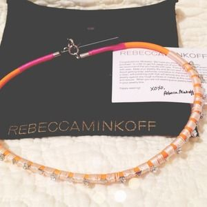 ✨REDUCED✨NWT Rebecca Minkoff necklace