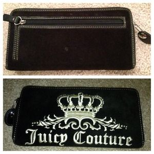 BUNDLEDAuth Juicy Couture Wallet-✖WORN