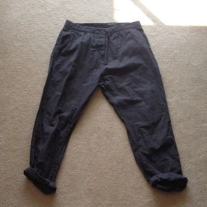 All Saints Slouch Pants UK 14/US 10