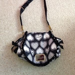 Betsey Johnson Crossbody Tote