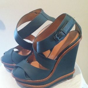 L.A.M.B strappy sandals