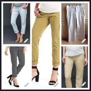 GAP Pants - 2 items for $20 GAP maternity pants stretch 4ANK
