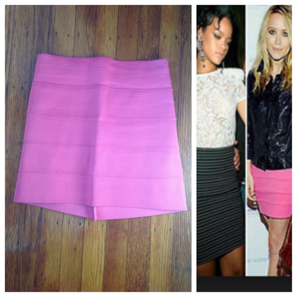 pleasure doing business Skirts - Pleasure Doing Business Banded Mini Skirt