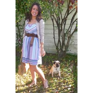 I heart Ronson  Dresses & Skirts - Striped sundress, size XS, I Heart Ronson