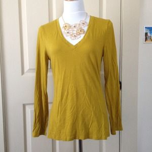 Old Navy Tops - Old Navy Long Sleeved V Neck Top
