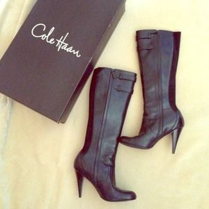 Cole Haan Jalisa boot.