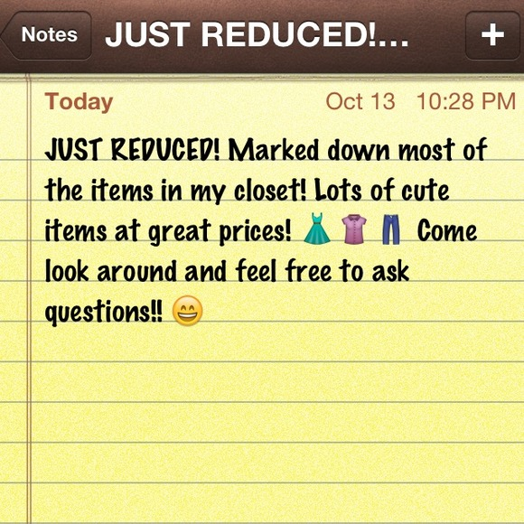 Dresses & Skirts - Reductions!!