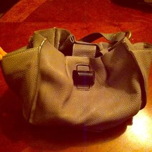 Leather Banana Republic Bag