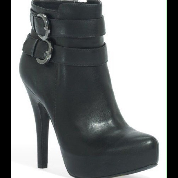 13 guess boots g by guess s gemm ankle boot