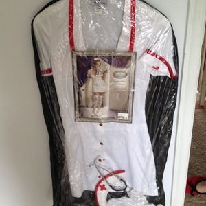 Other - Nurse Halloween costume! Only worn once.