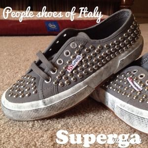Superga Shoes - Superga Sneakers🎉Host Pick🎉