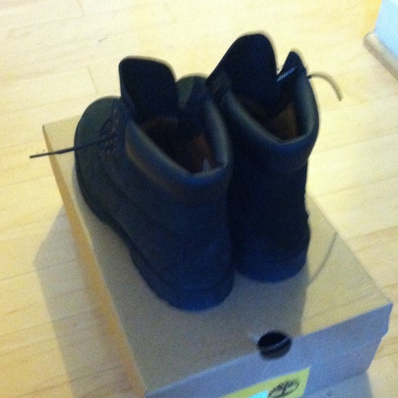 Guttene Timberland Støvler 5,5