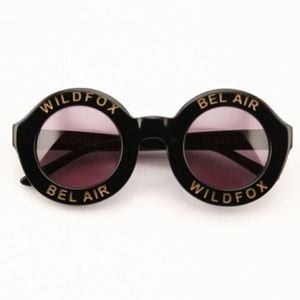 wildfox Accessories - wildfox bel air sunglasses
