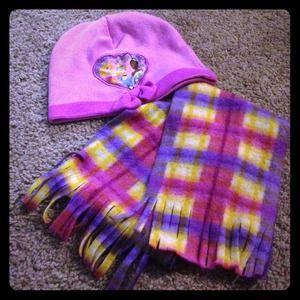 Other - Toddler hat & scarf set