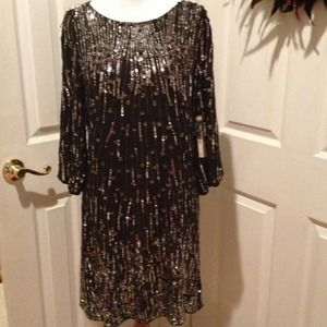 HOST PICK    Alice & Olivia sequin dress