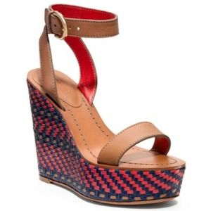 Coach Shoes - Coach Gemma wedges