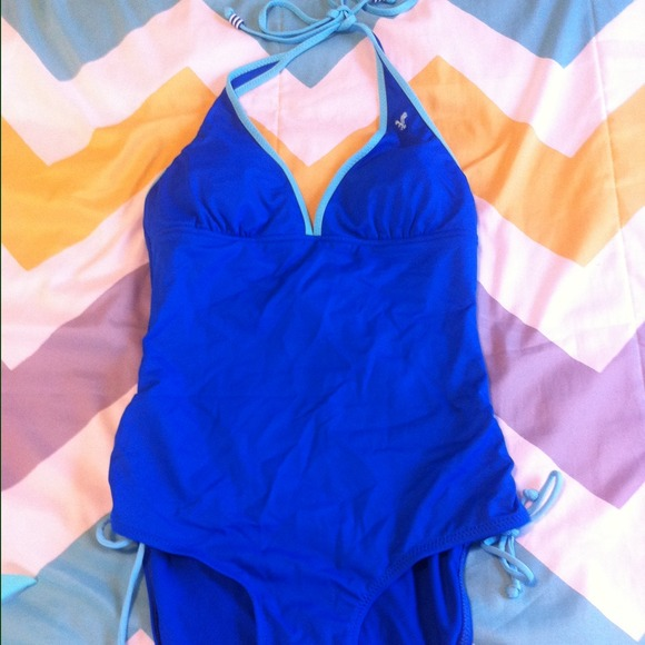 American Eagle Outfitters Other - Blue AE one-piece swimsuit. ❗️SALE ❗️