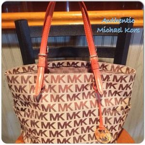 No longer available -Michael Kors Jet Set Tote