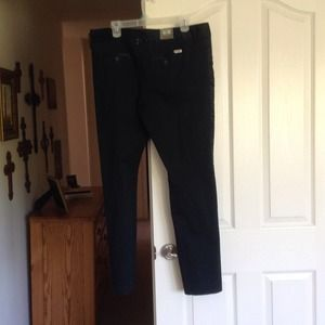"Black Tuxedo Pants Converse OneStar 31"" Inseam"