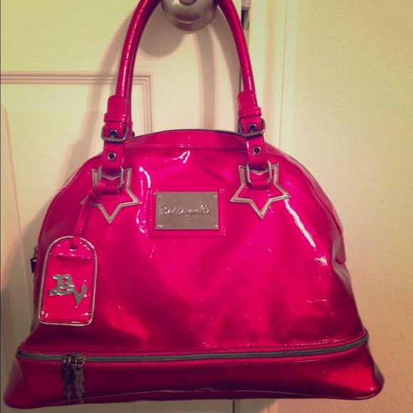 Betsey Johnson - 🎀💁Gorgeous Hot Pink Betseyville purse 💁🎀 from ...