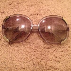  Authentic Chloe Sunglasses
