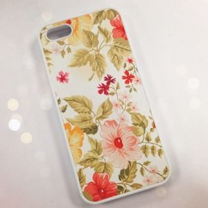 Accessories - Floral iPhone 5 Case