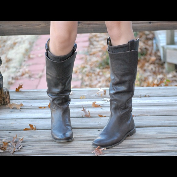 434f92fd2b6 Frye Paige Tall Riding Boot 🌟Mint Condition