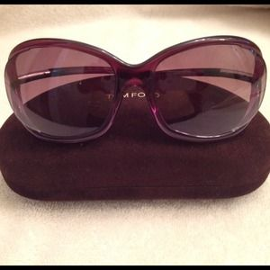 "Tom Ford ""Jennifer"" Sunglasses 💐Host Pick💐"