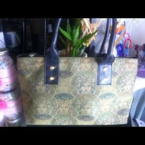 Handbags - (SOLD) Authentic Versace Handbag