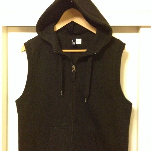 Sleeveless Hoodie From H&m