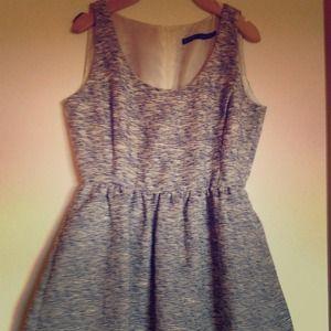 Zara tank full skirt dress. Size M