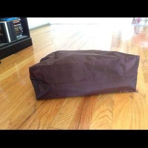 d6fbd6703231 Longchamp Bags - 100% authentic longchamp chocolate bag no zipper. Longchamp  Handbags ...