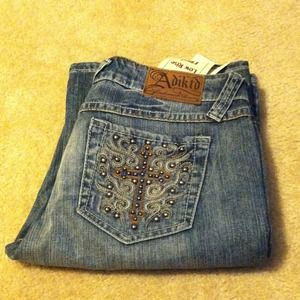 Pants - Adiktd Jeans