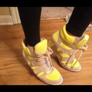 glaze Shoes - Wedge sneakers