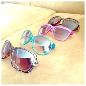 Designer sunglasses bundle